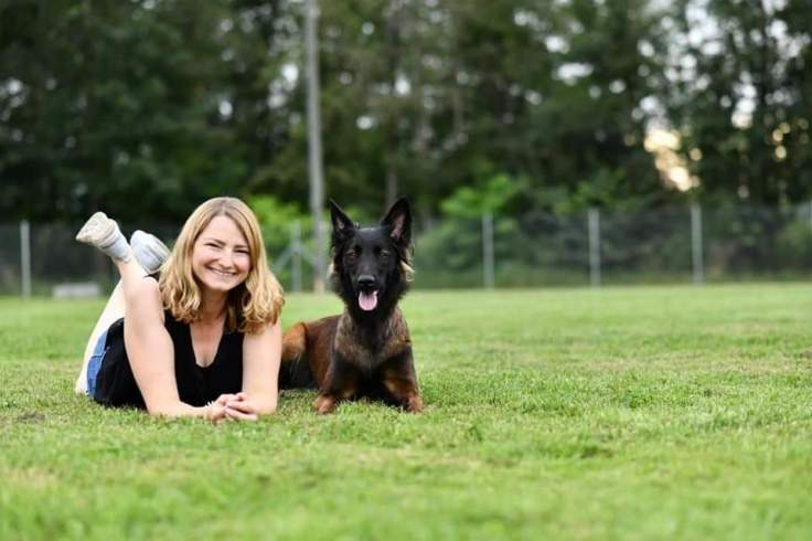 Team - Anja & Kjora of Baxley - Germany