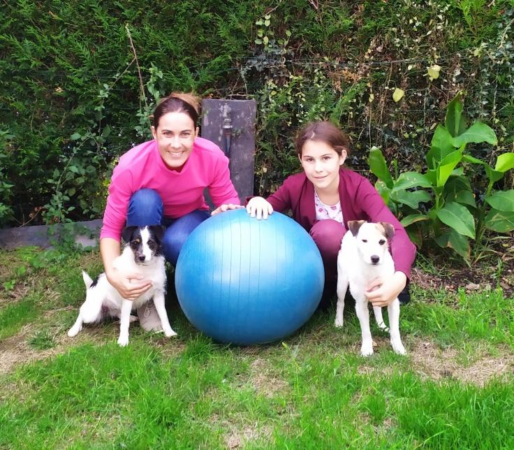 Team - Sélénia & Peggy & Nya & Jenna - France